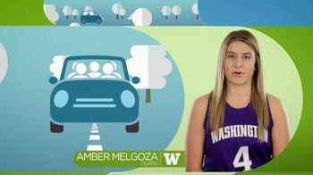 Pac-12 Conference TV Spot, 'Team Green: University of Washington' - Thumbnail 4