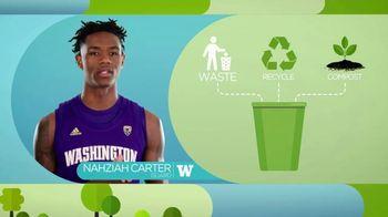 Pac-12 Conference TV Spot, 'Team Green: University of Washington' - Thumbnail 8