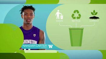 Pac-12 Conference TV Spot, 'Team Green: University of Washington' - Thumbnail 9