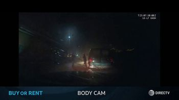 DIRECTV Cinema TV Spot, 'Body Cam' - Thumbnail 3