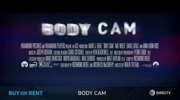DIRECTV Cinema TV Spot, 'Body Cam' - 11 commercial airings