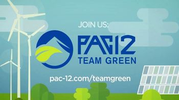Pac-12 Conference TV Spot, 'Team Green: University of Utah' - Thumbnail 9