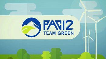 Pac-12 Conference TV Spot, 'Team Green: University of Utah' - Thumbnail 1