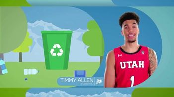 Pac-12 Conference TV Spot, 'Team Green: University of Utah' - Thumbnail 6