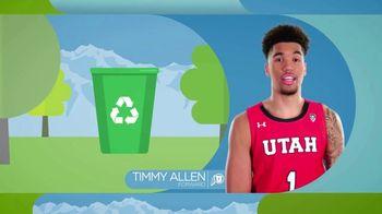Pac-12 Conference TV Spot, 'Team Green: University of Utah' - Thumbnail 8