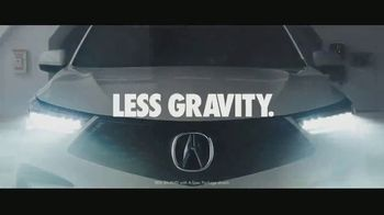 2020 Acura RDX TV Spot, 'Less Gravity, More Boost' [T2]