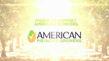 American Pistachio Growers TV Spot, 'Stronger Together' - Thumbnail 10