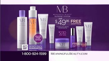 Meaningful Beauty TV Spot, 'Pop-Up Event' Featuring Cindy Crawford - Thumbnail 9