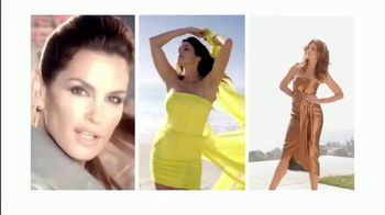 Meaningful Beauty TV Spot, 'Pop-Up Event' Featuring Cindy Crawford - Thumbnail 1