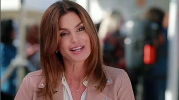 Meaningful Beauty TV Spot, 'Pop-Up Event' Featuring Cindy Crawford
