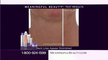 Meaningful Beauty TV Spot, 'Pop-Up Event' Featuring Cindy Crawford - Thumbnail 7