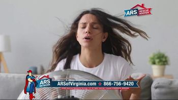 ARS Rescue Rooter TV Spot, 'Sweltering Hot: $50 Off'