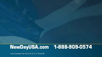 NewDay USA VA Streamline Refi TV Spot, 'Huge News: VA Loans' - Thumbnail 1