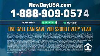 NewDay USA VA Streamline Refi TV Spot, 'Huge News: VA Loans' - Thumbnail 8