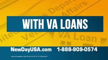NewDay USA VA Streamline Refi TV Spot, 'Huge News: VA Loans' - Thumbnail 2