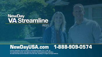 NewDay USA VA Streamline Refi TV Spot, 'Huge News: VA Loans' - Thumbnail 4