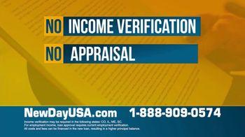 NewDay USA VA Streamline Refi TV Spot, 'Huge News: VA Loans' - Thumbnail 5