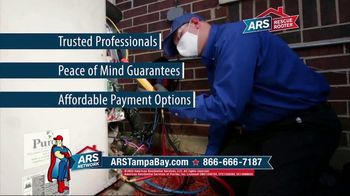 ARS Rescue Rooter TV Spot, 'Perfect Time' - Thumbnail 7