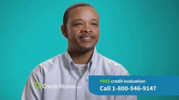 CreditRepair.com TV Spot, 'Stuck With a Low Credit Score: Shawn'
