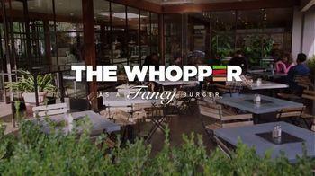 Burger King Whopper TV Spot, 'Fancy Burger: Free Whopper' - Thumbnail 2