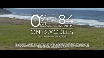 Nissan Memorial Day Savings TV Spot, 'Getting Back Out There' Song by The Artisanals [T2] - Thumbnail 4
