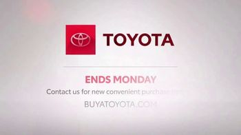 Toyota Memorial Day Sales Event TV Spot, 'Trust Toyota' Song by Vance Joy [T2] - Thumbnail 6