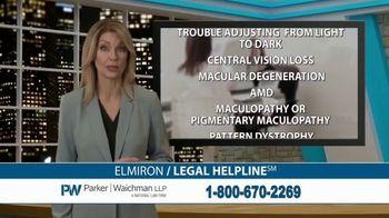 Parker Waichman TV Spot, 'Elmiron Legal Helpline' - Thumbnail 4