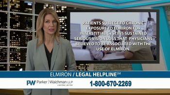 Parker Waichman TV Spot, 'Elmiron Legal Helpline' - Thumbnail 6