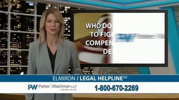 Parker Waichman TV Spot, 'Elmiron Legal Helpline' - Thumbnail 8