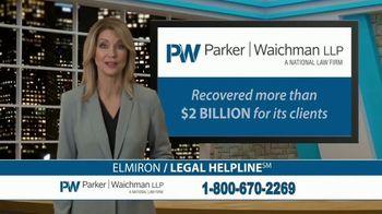 Parker Waichman TV Spot, 'Elmiron Legal Helpline' - Thumbnail 9