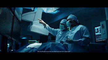 Memorial Hermann TV Spot, 'It's Not Enough: Heart'