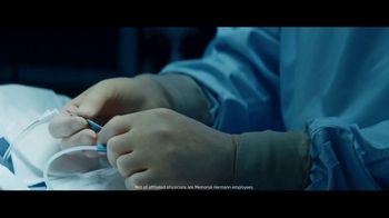 Memorial Hermann TV Spot, 'It's Not Enough: Heart' - Thumbnail 4