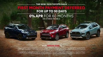 2020 Toyota RAV4 TV Spot, 'Start the Car' Song by So Many Wizards [T2] - Thumbnail 9