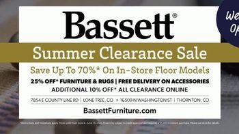 Bassett Summer Clearance Sale TV Spot, 'A Part of the American Home' - Thumbnail 10