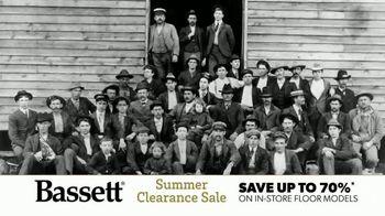 Bassett Summer Clearance Sale TV Spot, 'A Part of the American Home' - Thumbnail 2