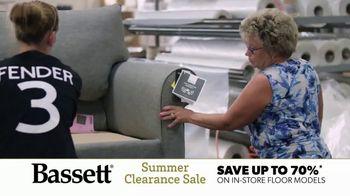 Bassett Summer Clearance Sale TV Spot, 'A Part of the American Home' - Thumbnail 8