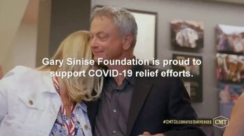 Gary Sinise Foundation TV Spot, 'Proud to Support COVID-19 Relief Efforts' - Thumbnail 2