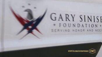 Gary Sinise Foundation TV Spot, 'Proud to Support COVID-19 Relief Efforts' - Thumbnail 3