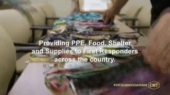 Gary Sinise Foundation TV Spot, 'Proud to Support COVID-19 Relief Efforts' - Thumbnail 6