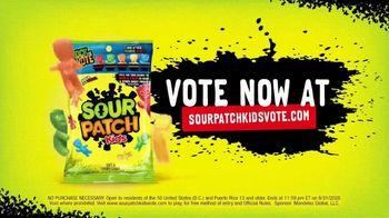 Sour Patch Kids TV Spot, 'Movie Theater: Vote' - Thumbnail 10