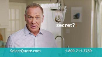 Select Quote TV Spot, 'Tanya & Rick' - Thumbnail 5