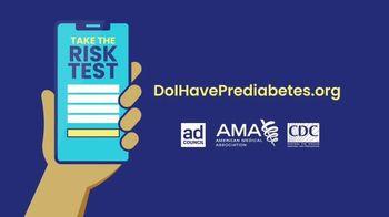 American Medical Association TV Spot, 'Type 2 Diabetes: Risk Assessment' - Thumbnail 6