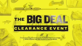 Academy Sports + Outdoors The Big Deal Clearance Event TV Spot, '50% Off'