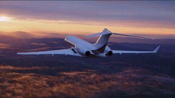 NetJets TV Spot, 'Bombardier Global 6000: Private Jet Travel'