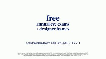 UnitedHealthcare Medicare Advantage TV Spot, 'Free Eye Exams' - Thumbnail 8