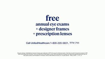 UnitedHealthcare Medicare Advantage TV Spot, 'Free Eye Exams' - Thumbnail 9