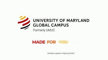 University of Maryland Global Campus TV Spot, 'Conrad Shand: Transfer Credits' - Thumbnail 7