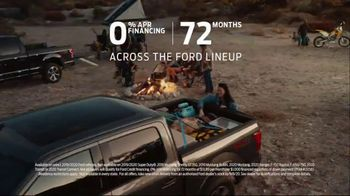 Ford Summer Sales Event TV Spot, 'Time's Running Out' Song by Kygo, Whitney Houston [T2] - Thumbnail 4