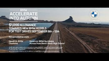 BMW Accelerate Into Autumn TV Spot, 'The Ultimate Range' [T2] - Thumbnail 7