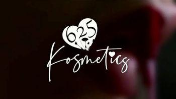 625 Kosmetics Velvet Lipsticks TV Spot, 'Matte Finish' - Thumbnail 1